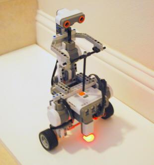 Робот-Segway